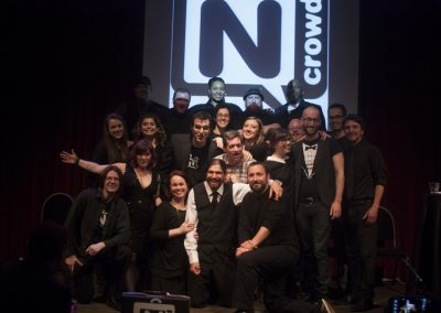 The N Crowd 10 Year Anniversary. Image credit: Katie Reing