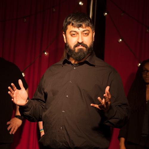 Current Cast Member Neil Bardhan