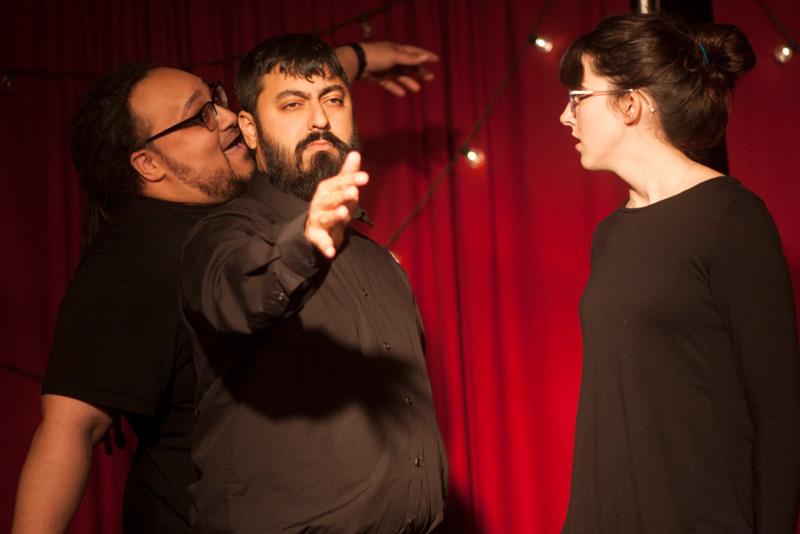 Neil Bardhan | The N Crowd, Short form improv comedy in Philadelphia every Friday Night