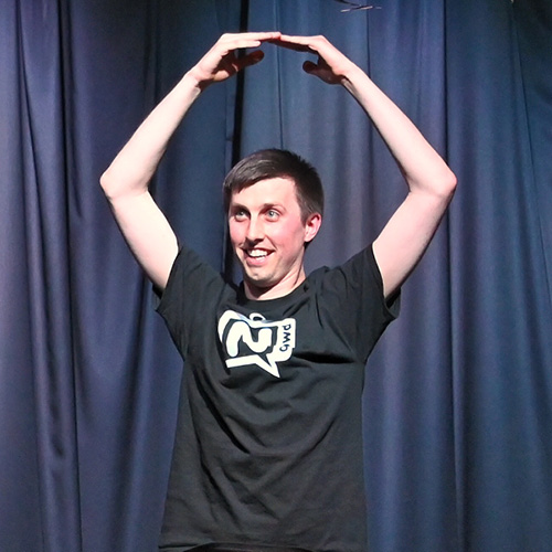 James Knight | The N Crowd, Short form improv comedy in Philadelphia every Friday Night
